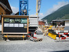 New construction in Andermatt