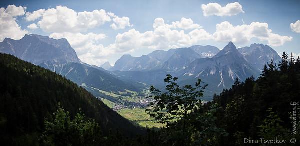 Daniel panorama