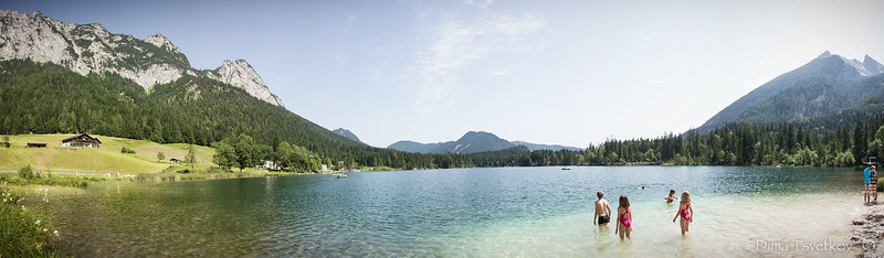 Hintersee panorama