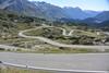 San Bernardino Pass - descent into Ticino