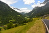 East of Ceresole Reale looking west