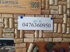 Hotel in Choranche - different take on a corkboard.