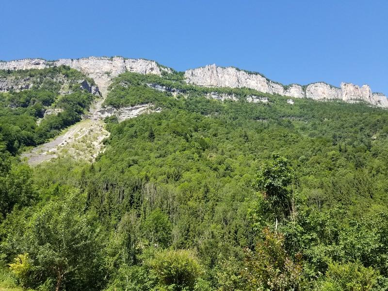 The Vercors - interesting geology