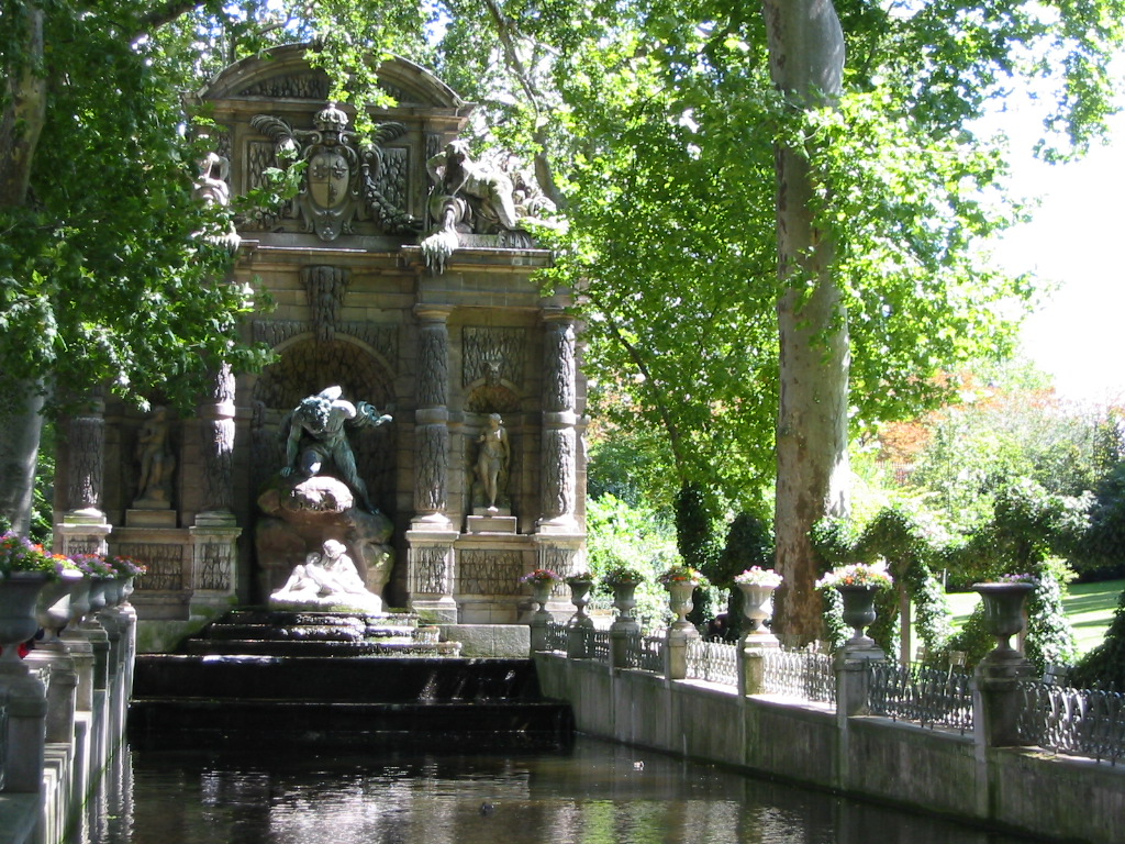another of the Medici Fountain