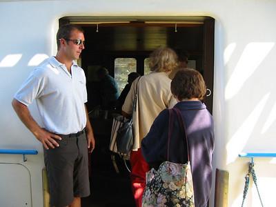 Alsace Lorraine Barge trip and Switzerland 2007 Part 1