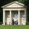 The Diana memorial.