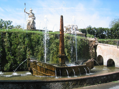 Fountain of Rometta