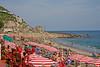 Beach in Maiori