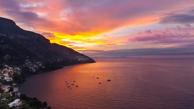 Amalfi Coast, Positano, Capri and Pompeii, Italy