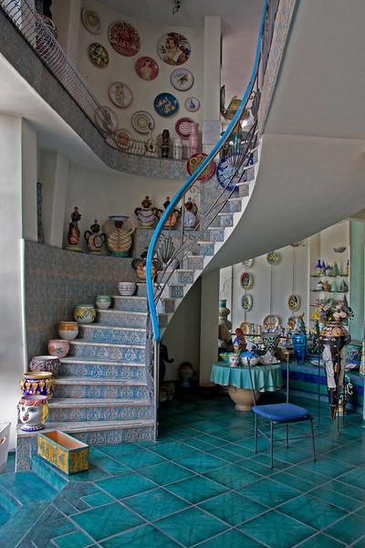 Vietri ceramic factory
