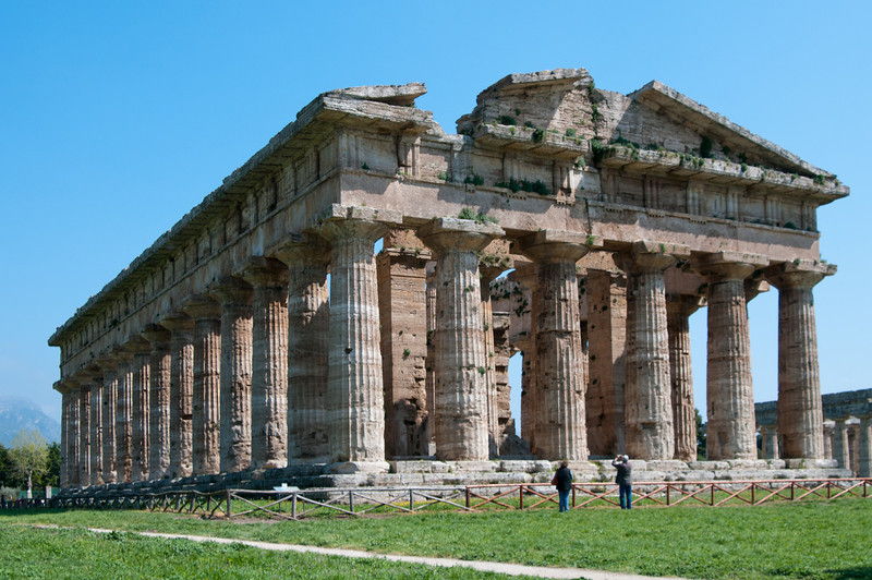 Temple of Neptun