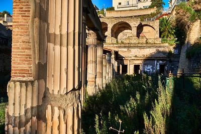 Oct. 15-23, 2016 - Amalfi Coast / Naples Italy trip   Oct. 22- Herculaneum   (Credit- Robert Altman)