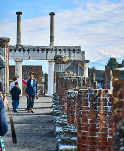 Oct. 15-23, 2016 - Amalfi Coast / Naples Italy trip   Oct. 22-Pompeii   (Credit- Robert Altman)