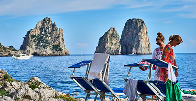 Oct. 15-23, 2016 - Amalfi Coast / Naples Italy trip   Oct. 17- Capri / Anacapri   (Credit- Robert Altman)