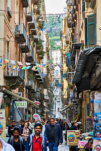 Oct. 15-23, 2016 - Amalfi Coast / Naples Italy trip  Oct. 21- Naples  (Credit- Robert Altman)