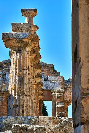 Oct. 15-23, 2016 - Amalfi Coast / Naples Italy trip   Oct. 19- Paestum Greek /Roman ruins   (Credit- Robert Altman)