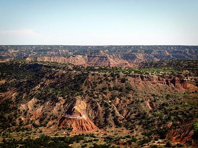 Palo Duro Canyon - Canyon, Texas  Order Code: B45