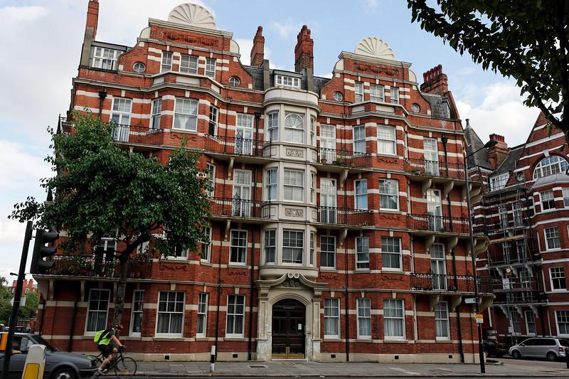 London Kensington District