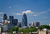 Gherkin from afar