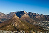 Table Mountain, Signal Hill, and the Twelve Apostles in one frame