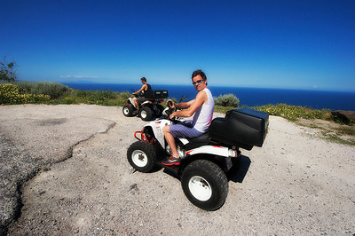 The best way to get around the island.