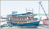 La Amatista, an Amazon cruise ship, in port in Iquitos on the Amazon