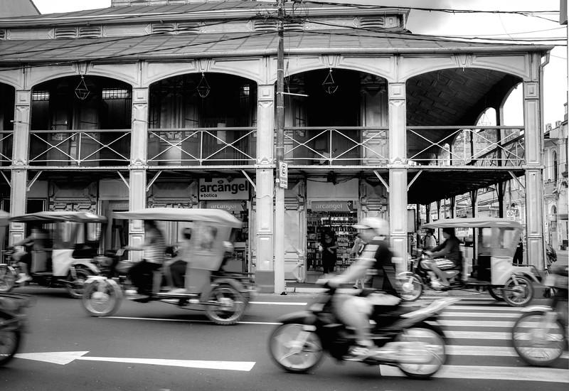 Eiffel Building, Iquitos
