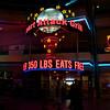 Heart Arttack by night, Freemont Street, Las Vegas, Nevada