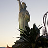 Statue of Liberty outside New York New York,  Las Vegas, Nevada