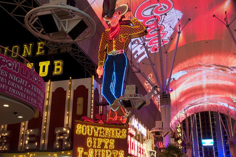 Freemont Street, Las Vegas, Nevada