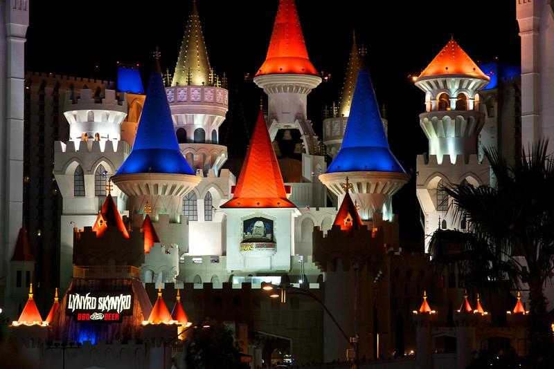 Excalibur Casino, Las Vegas, Nevada