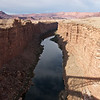 Colorado River through Marble Canyon, Arizona