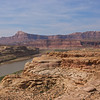Colorado River/north-east end of Lake Powell