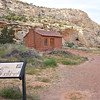 Behunin Cabin now in Capitol Reef National Park on Highway 24