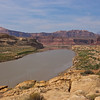 Colorado River/north end of Lake Powell