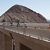 Mike O'Callaghan-Pat Tillman Bridge linking Arizona and Nevada