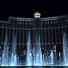 The dancing fountains<br /> Bellagio,<br /> Las Vegas