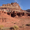 The Castle<br /> <br /> Capitol Reef National Park