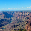 Colorado River and South Rim, Grand Canyon