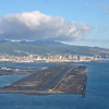 On approach, Runway 8R <br /> Honolulu International Airport