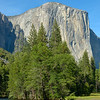 El Capitan and Merced River.<br /> Yosemite