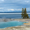 Yellowstone Lake,West Thumb