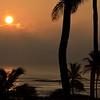 Sunrise over Lydgate Park, <br /> Kapaa. Kauai