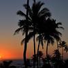 Sunrise over Lydgate Park, Kapaa.<br />  Kauai