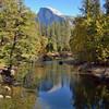 Merced River,<br /> Sentinel Drive Yosemite