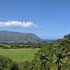 Hanalei Bay viewed from Princeville<br /> Kauai