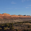 Comb Ridge monocline<br /> Located west of Blanding and Bluff, extends north and south for around 70 miles<br /> Utah State Route 95