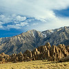 Mount Whitney and Alabama Hills<br /> California