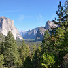 Yosemite Valley from Tunnel View <br /> <br /> Yosemite National Park