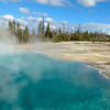 West Thumb Geyser Basin<br /> Yellowstone